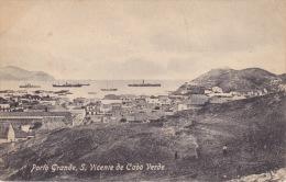Porto Grande, -  S. Vicente De Cabo Verde.  1925 - Cap Vert