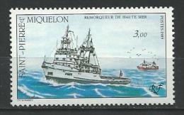 "SPM YT 510 "" Flotte "" 1989 Neuf** - Nuevos"