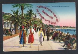 K479 -  CANNES Promenade De La Croisette - (06 - Alpes Maritimes) - Cannes