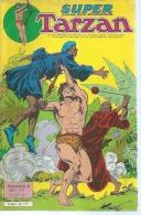 TARZAN SUPER  2 ème Série N° 39   -  S.A.G.E. 1982 - Tarzan