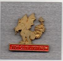Pin´s  Sport  Judo  Club  Lugdunum - Judo