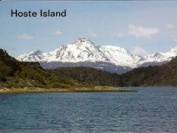 1 AK Chile * Hoste Island Ist Eine Der Südlichsten Inseln Chiles Und Zweitgrößte Insel Des Feuerland-Archipels - Cile