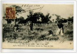 Indochine Indochina Vietnam Viet Nam Vintage Postcard : Executiton / 02 Images - Vietnam