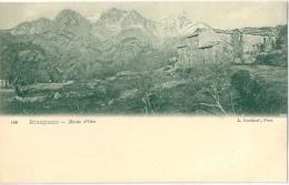 BOCOGNANO Monte D'Oro Superbe ! - Autres Communes