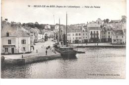 BELLE ILE EN MER - Ville De Palais - Belle Ile En Mer