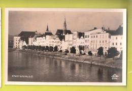 AK Stadt Steyr Ungelaufen - Steyr