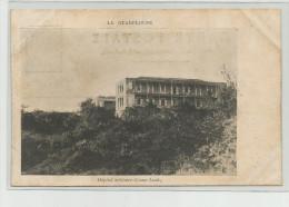 CPA  La Guadeloupe Hopital Militaire Camp Jacob - Basse Terre