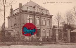 ESTAIMPUIS - Villa De M. Lefebvre-Hurdebise - Estaimpuis