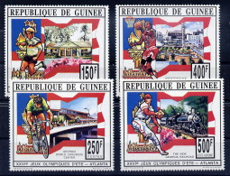 Guinée Série Complète JO 96 ** - Zomer 1996: Atlanta