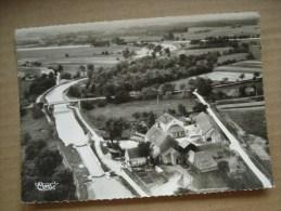 21 - SAINT SYMPHORIEN SUR SAONE - Vue Aérienne - Canal Du Rhône Au Rhin.....192-65A - Autres Communes