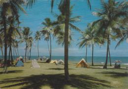 Brésil,brasil Sao Salvador Da Bahia De Tados Os Santos,jardim De Ala Com Camping ,garden Of Alah With Camping,rare - Brésil