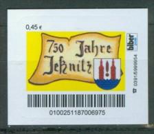 Biber Post 750 Jahre Jeßnitz A058 - [7] Repubblica Federale