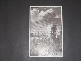 ERSOLGLOSE BESCHIESSUNG EINER DEUTSCHEN TAUBE - Guerre 1914-18