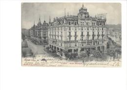 9133 - Luzern Hotel Monopol - LU Lucerne