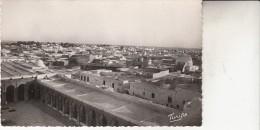 Kairouan Vue De La Ville Par La Grande Mosquée - Tunisie