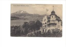 9145 - Luzern Pension Belle-Rive Pilatus - LU Lucerne