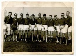 PH 9  -  HOCKEY SUR GAZON - STANDARD - ASUB - 1957 *18 X 13 Cm* - Sports