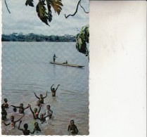 Afrique  La Baignade - Cartes Postales