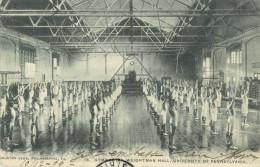 HOUSTON CLUB PHILADELPHIA - GYMNASIUM WEIGHTMAN HALL UNIVERSITY OF PENNSYLVANIA - Philadelphia