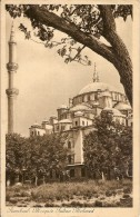 ISTAMBOUL-MOSQUEE SULTAN MEHMED - Turquie