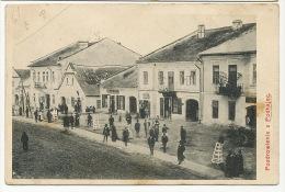 Pozdrowienie Z Podhajec  Postmark Mogifinica - Ukraine