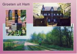 Oostham   Groeten Uit Ham Meerzicht - Ham