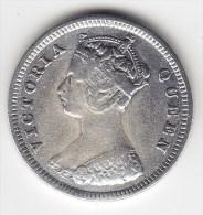 @Y@   Hong Kong   10 Cent  1894    (2648 ) - Hong Kong