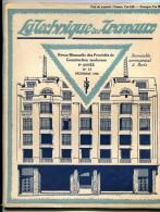 Lille Le Palais Lillois De L'automobile 1930 - Livres, BD, Revues