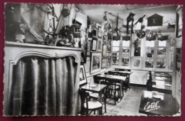 CPM-HONFLEUR-CALVADOS-14 -HERBO CAFE TABAC DES ARTISTES-PLACE BERTHELOT-N°18405 EDIT ESTEL - Honfleur