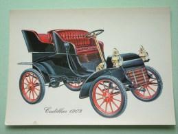 CADILLAC A Tonneau1902 ( Zie Foto Voor Details ) !! - Cartes Postales