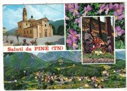 TRENTO - SALUTI DA PINE' - Trento