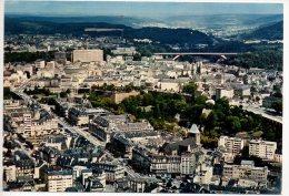REF 168 : CPSM LUXEMBOURG Vue Aérienne - Cartes Postales