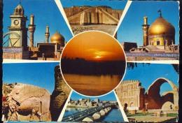 AK   GREETINGS FROM IRAQ - Irak