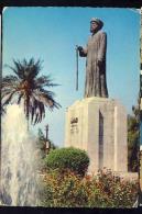 AK   GREETINGS FROM IRAQ     STATUE OF  AL - KADHIMI IRAQ POET - Irak