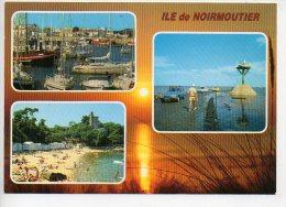REF 165 : CPSM 85 Passage Du Gois Citroen GS Ile De Noirmoutier - Ile De Noirmoutier