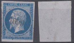 PC 1699 Sur 14 - LESSARD-EN-BRESSE (Saône-et-Loire) - Marcophily (detached Stamps)