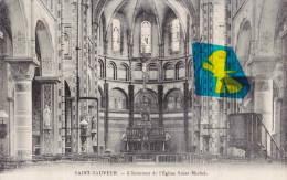 SAINT SAUVEUR - L'intérieur De L'Eglise  Saint-Michel - Frasnes-lez-Anvaing