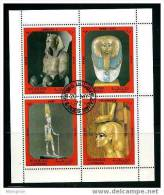 SHARJAH Bloc Obli. Civilisation égyptienne - Aegyptologie