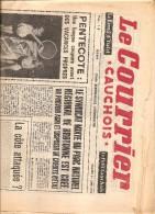 LE COURRIER CAUCHOIS YVETOT CREATION DU PARC NATUREL DE BROTONNE 1 JUIN 1974 COMPLET 48 PAGES - 1950 - Oggi