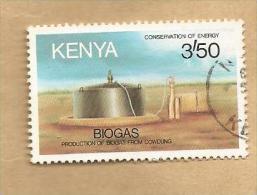 - 689 KA - Nr 321 - Kenya (1963-...)