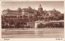 Hungary Budapest Kiralyi var 1921