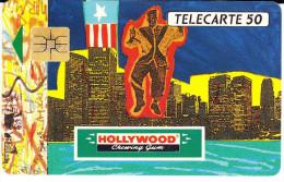 Télécarte 50 Unités - En 248 Hollywood - 50 Units