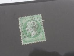 LOT 191891 TIMBRE DE FRANCE OBLITERE N�20 VALEUR 13 EUROS
