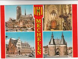 Mechelen, Meerdere Zichten (pk13325) - Mechelen