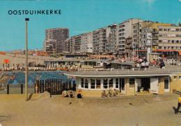 Oostduinkerke, Zeedijk En Zwembad (pk13330) - Oostduinkerke