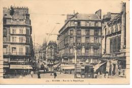 ROUEN - Rue De La République - Rouen
