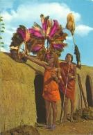 KENIA  Masai Dancers  Nice Stamp - Kenia