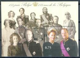 Belgique BL118 Dynastie Belge Dynasty King 2005 MNH XX - Königshäuser, Adel
