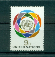 Nations Unies New York 1976 - Michel N. 302 -  Timbre Poste Ordinaire - New York -  VN Hauptquartier