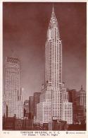 USA New York City Gratte-ciel Skyscrapper 1909  Chrysler Building - Chrysler Building